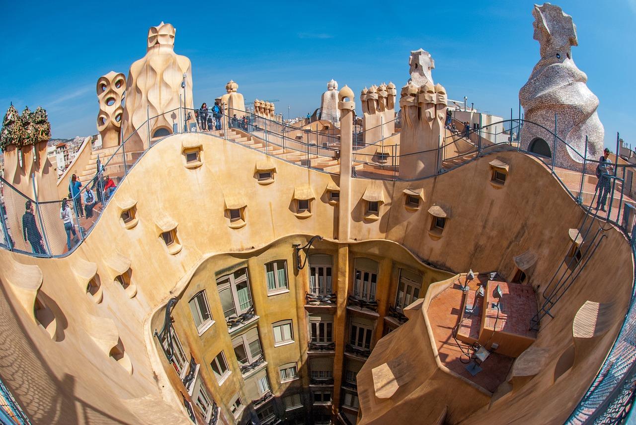 architecture, Gaudi, Barcelona, Catalonia, Spain, tickets, museum, buy, online