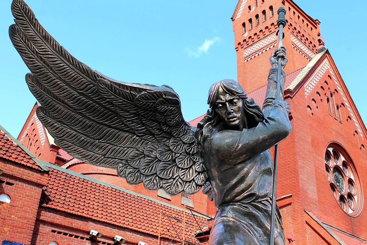 Minsk Red Church, Belarus