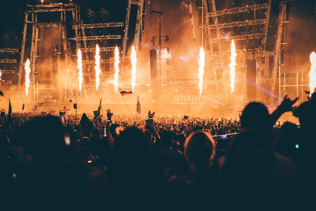 Travel, concert, Las Vegas, United States