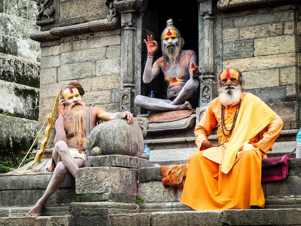 Travel, Monarches, Pashupatinath Temple, Kathmandu, Nepal