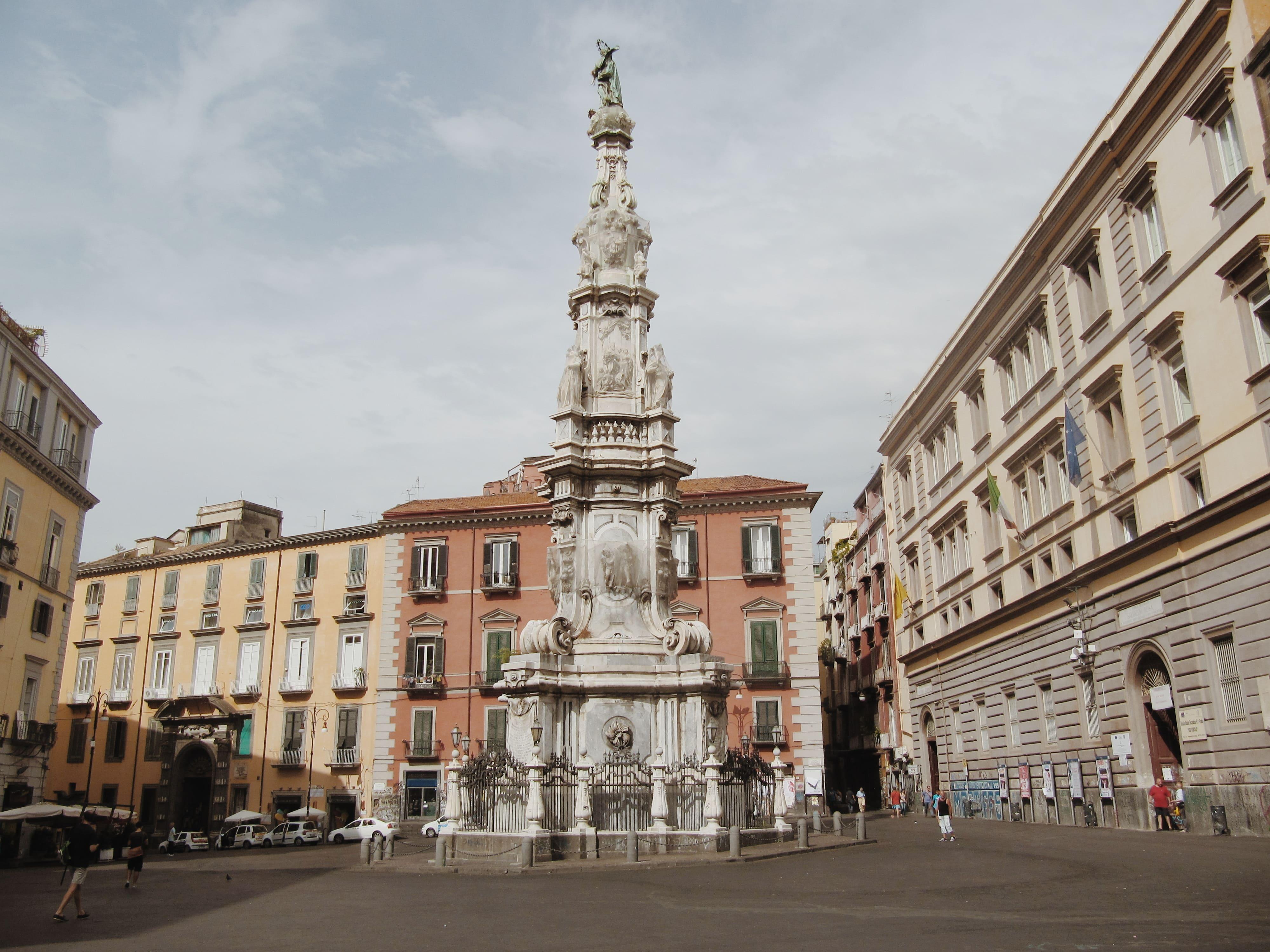 Piazza dell'Immacolata, Rome, Italy, travel
