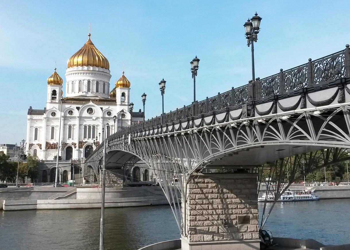 Moscow. Church