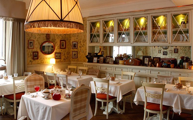 Mari Vanna Restaurant in Moscow