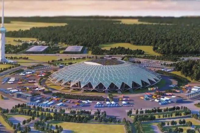 Cosmos Arena Prototype