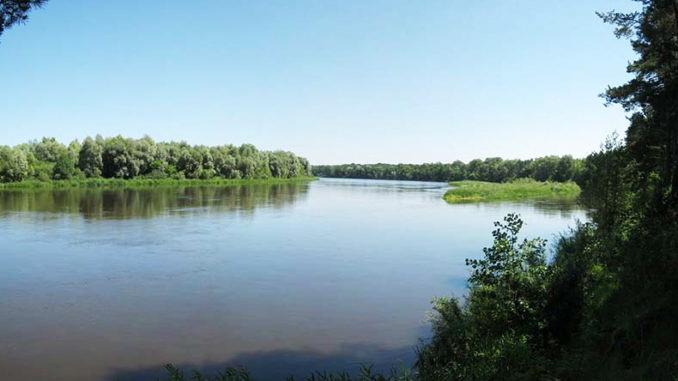 Inerka Lake in Mordovia