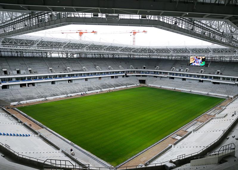 Kaliningrad stadium, Russia