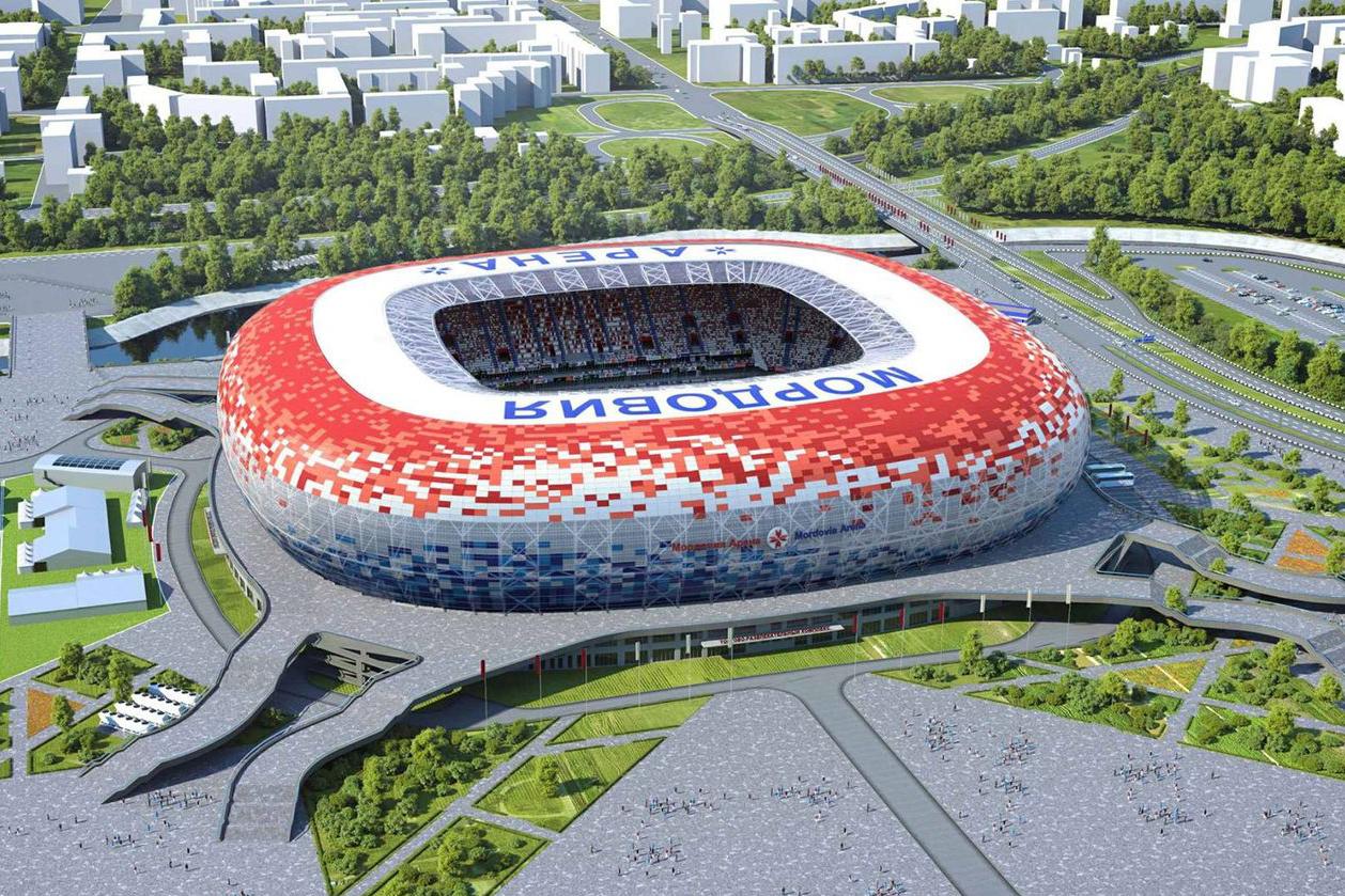 Mordovia Arena Prototype