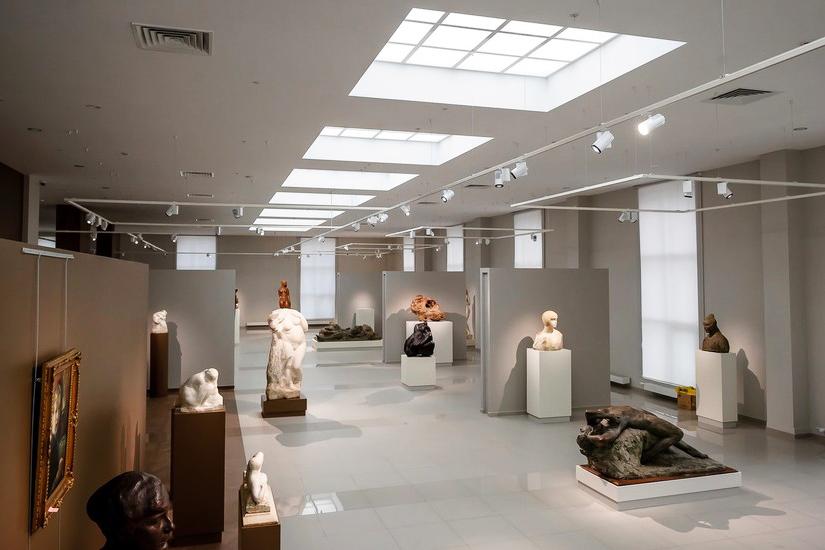 Mordovian Erzia Museum of Visual Arts