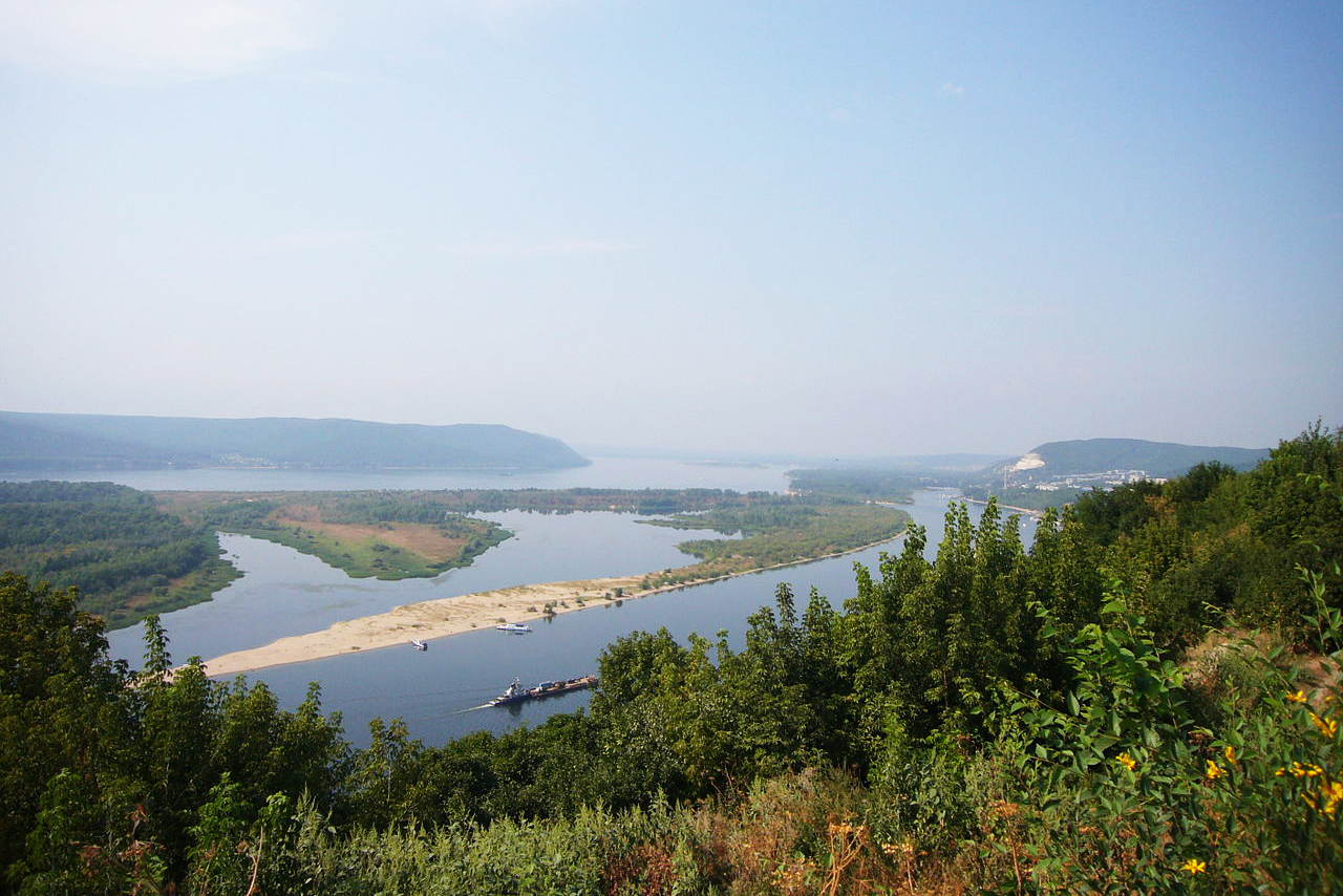 Samarskaya Luka National Park, Russia