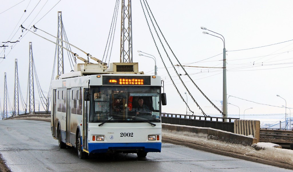public Transport in Saransk